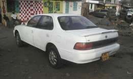 Toyota camry in superb condition.