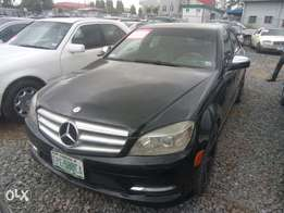 2009 Mercedes Benz C300 4matic
