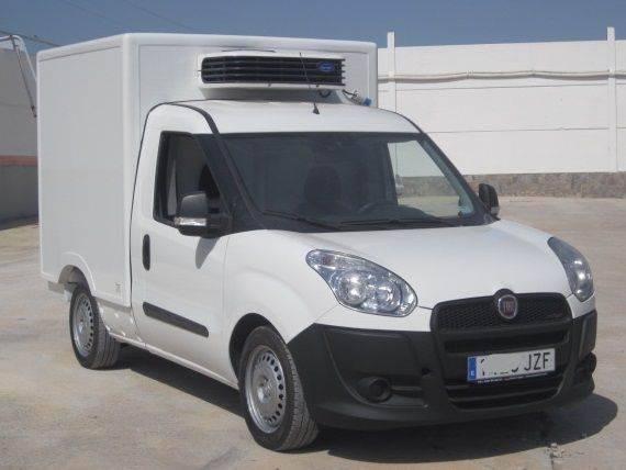 Fiat – Doblo 1.3mjt Pak 90ch Frc - 2013