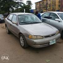 Registered Toyota Corolla (First Body) - 2001