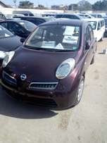 Nissan march hire purchase