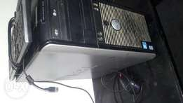 Gaming computer with graphics card and 5gb ram 250gb hard disk