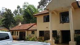 4 bedrooms double storey to let