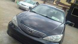 Tokunbo 2005 model Toyota Camry