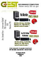 PC Computers - Refurbished PC For Sale !!!