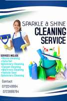 Cleaning services at your doorstep