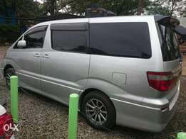 Alphard quick sale