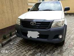 Toyota Hilux 2013 model for sale
