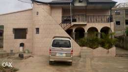 Let vely 3Bedrm self compound at Igesu Ipaja Ayobo To Let