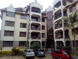 Spacious 1br fully furnished apartment to let in kilimani near yaya ce
