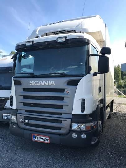 Scania R 470 6x2 - 2006