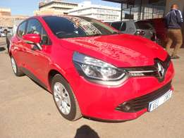 Pre owned 2016 Renault clio 4 t gold blazer