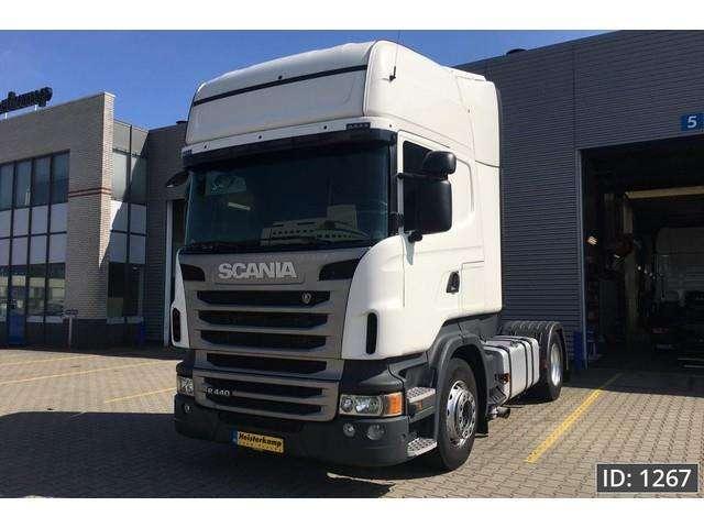 Scania R440 Topline, Euro 5, Intarder - 2012