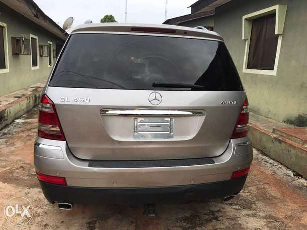 Foreign Used Mercedes Benz GL450 Lagos Mainland - image 6