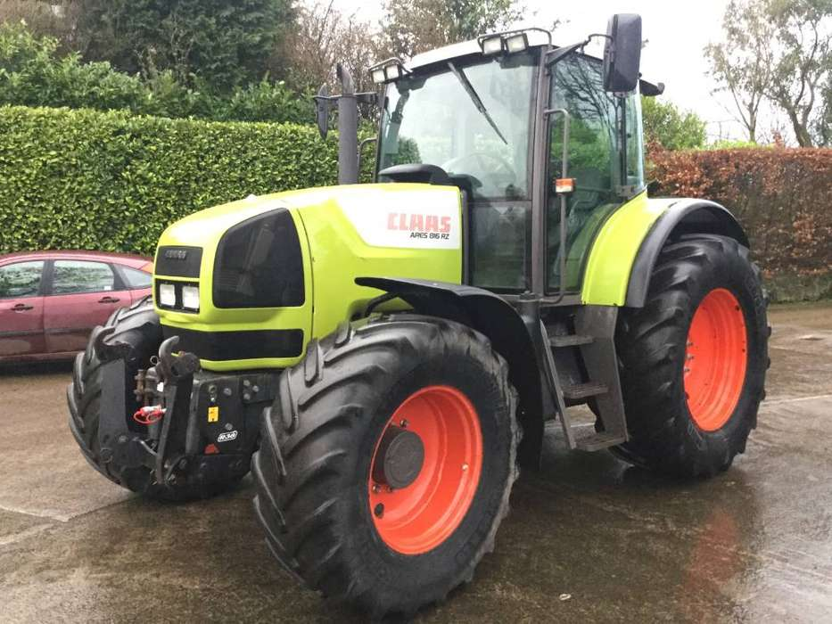 Claas Ares 816 Rz - 2007