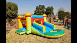 Jumping castles for hire for your kids party