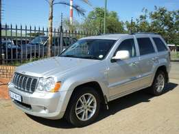 Jeep Grand Cherokee 3.0 CRD O/Land