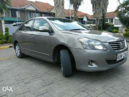 Toyota Allion new shape Trade in accepted