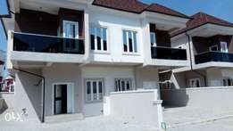 4 bedroom Terrace with a bq at Orchid Hotel road, Lekki, Lagos