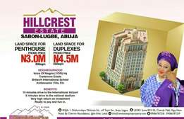 Best landlord: Invest in our estate in Abuja, Hill crest estate