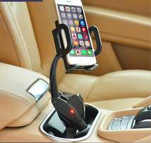 Universal Double USB Car Phone Holder Charger ENITMO Brand