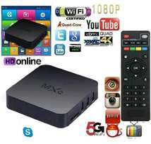 MXQ Fully Loaded Android box,1000'S of FREE Tv shows,Movies and Sports
