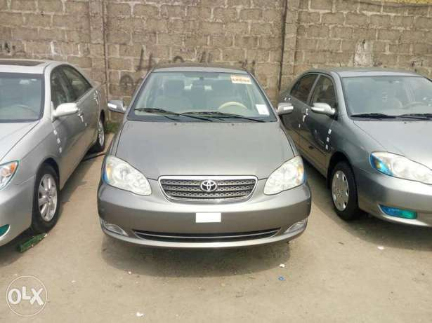 Foreign used 2006 Toyota corolla. Direct tokunbo Apapa - image 2