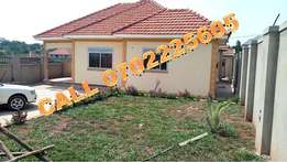 Modest 4 bedroom house for sale in Kiira at 250m