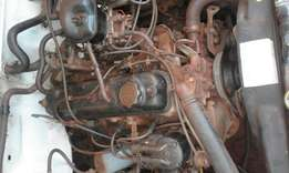 2y engine Toyota and gearbox