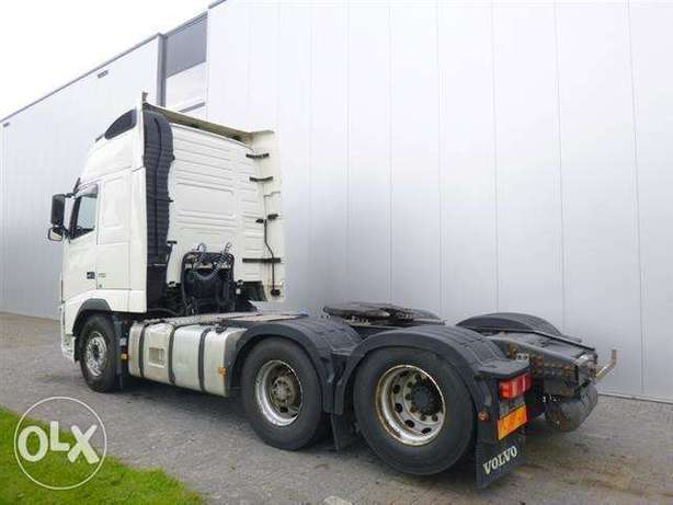 Volvo Fh16.750 6x2 Globe Xl Retarder Hub Reduction Eur Lekki - image 3