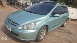 Peugeot 307 SW 1st body, automatic for sale.