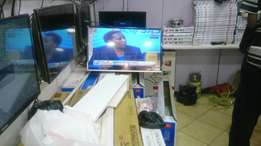 Brand new sealed 32 Inches Smart digital Tcl tv visit my shop daily.