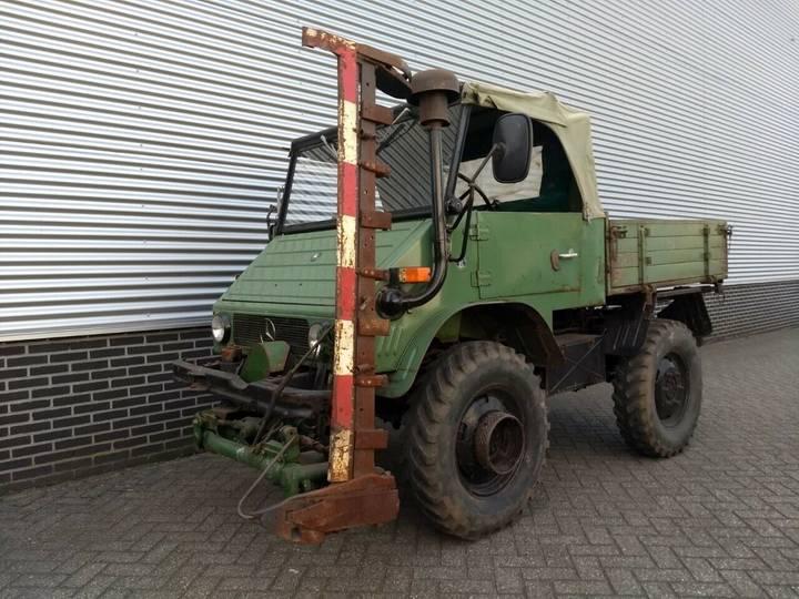 Unimog 411 411 agrar bj 03-1974 - 1974