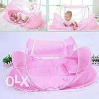 Baby Bubble Cot with Mosquito Net