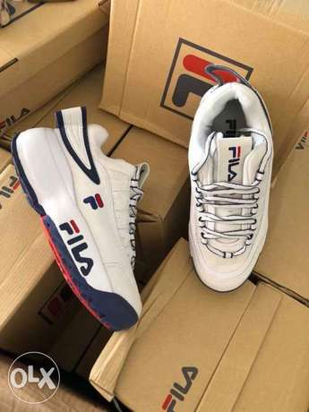 Fila Seankers avalible on tunds store online shopping Lagos - image 5