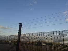 Well trained and experienced Electric fence installers at Danielec