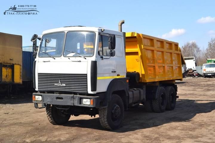Maz 6517Х5 - 2013