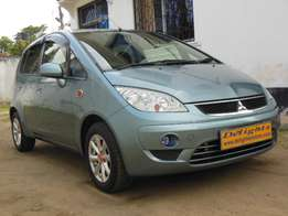 Mitsubishi Colt, Blue, 2010 Model