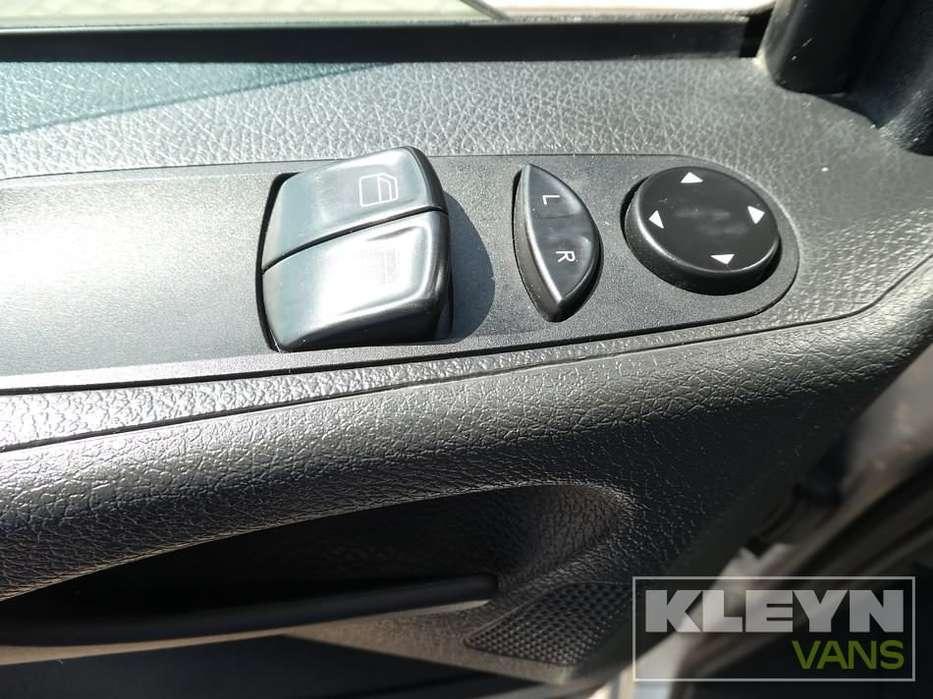 Mercedes-Benz VITO 110 CDI LONG AC lang, metallic, airc - 2014 - image 8