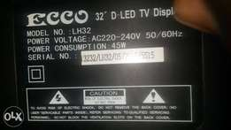 Ecco Led Tv for sale