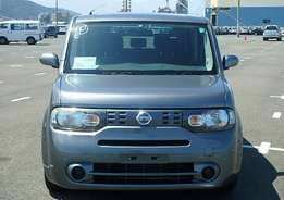 Nissan 4 seater Cube