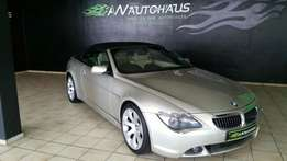 2006 BMW 650i Convertible Steptronic