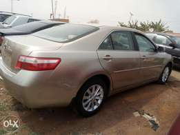 Toyata camry 2009 model,tokunbo with genue custorm paper