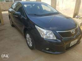 3 years used Toyota Avensis 2011,6 speed manual geargd