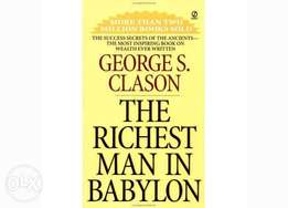 The Richest Man in Babylon PDF Book