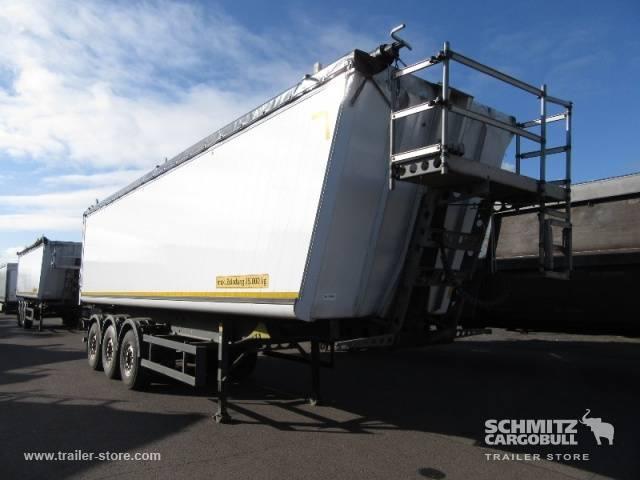 Schmitz Cargobull Kipper Alukastenmulde 52m³ - 2016