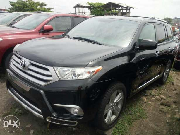 sharp toks 2013 toyota highlander limited edition v6 engine lagos mainland. Black Bedroom Furniture Sets. Home Design Ideas