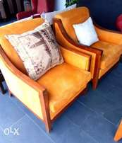New 2 seaters hand made sofa chair for sale