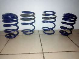 Bmw e46. H&R springs for sale