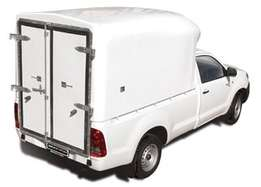 Delivery bakkie wanted